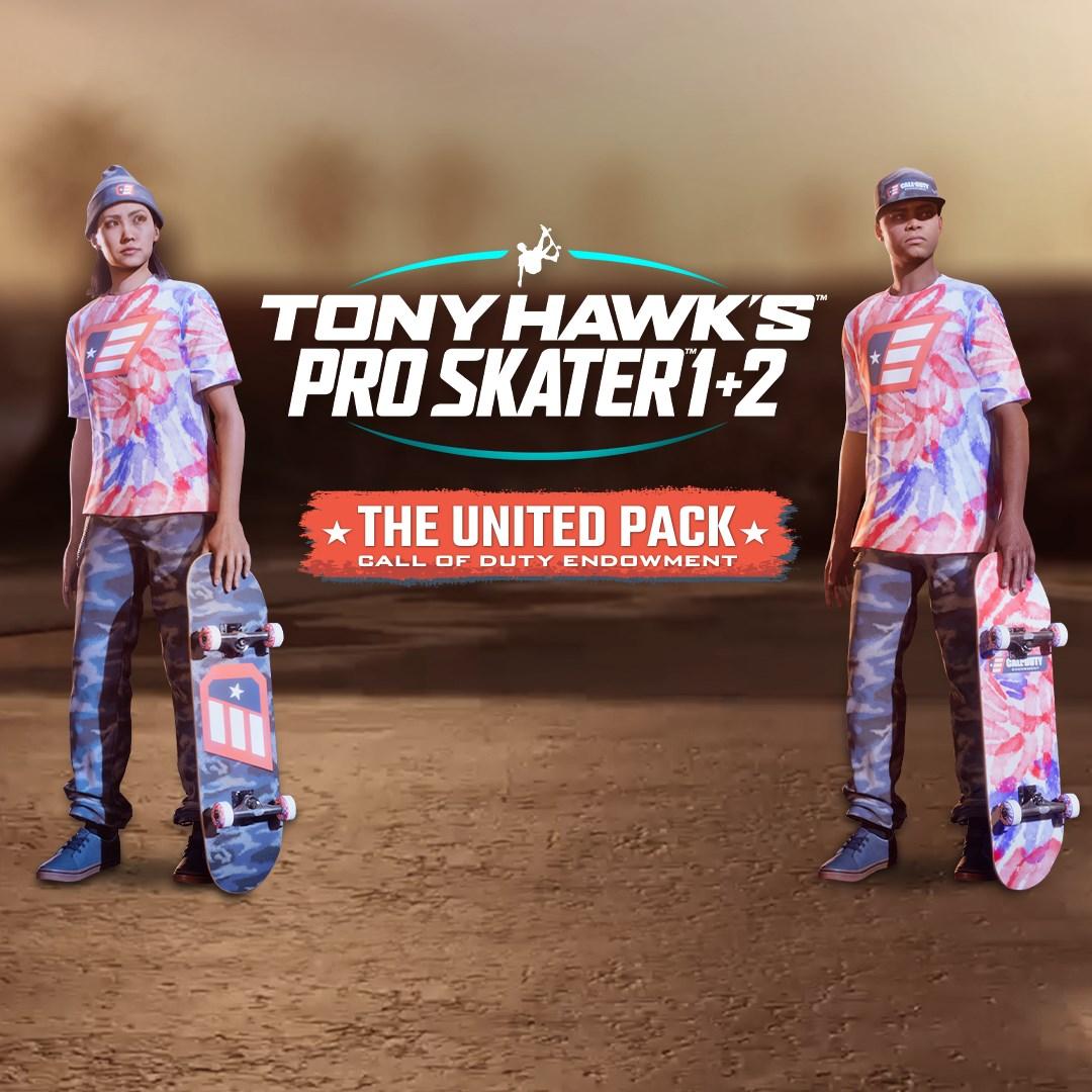 Скриншот №3 к Tony Hawks™ Pro Skater™ 1 + 2 - комплект United