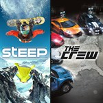 Steep and The Crew Logo
