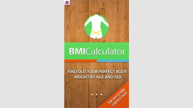 Get BMI Calculator ! - Microsoft Store