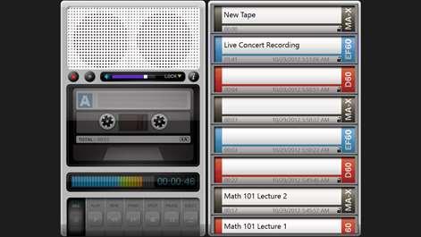 Tape Recorder Screenshots 1