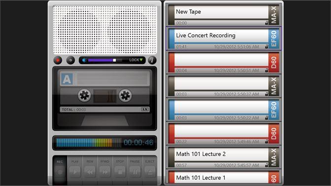 Get Tape Recorder - Microsoft Store