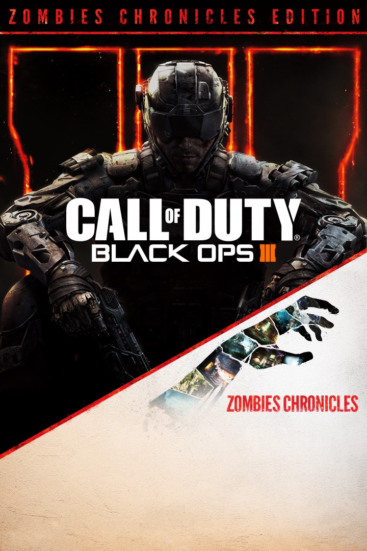 Buy Call Of Duty Black Ops Iii Zombies Chronicles Edition Microsoft Store