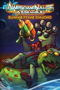 Carátula del juego Summertime Chucho - Awesomenauts Assemble! Skin
