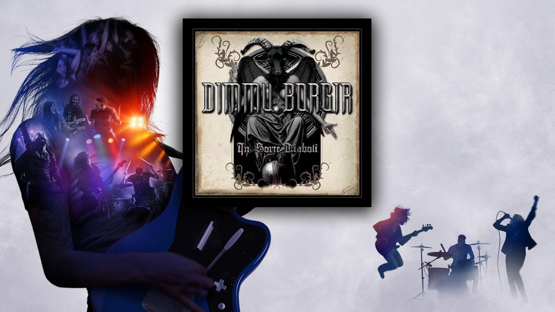 """""""The Serpentine Offering"""" - Dimmu Borgir"""