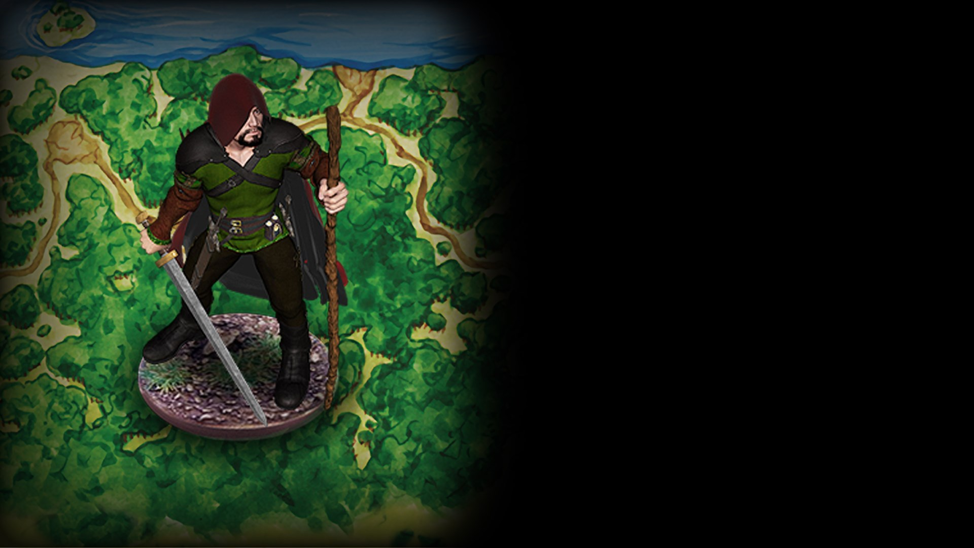 Talisman: Digital Edition - The Ranger Character Pack