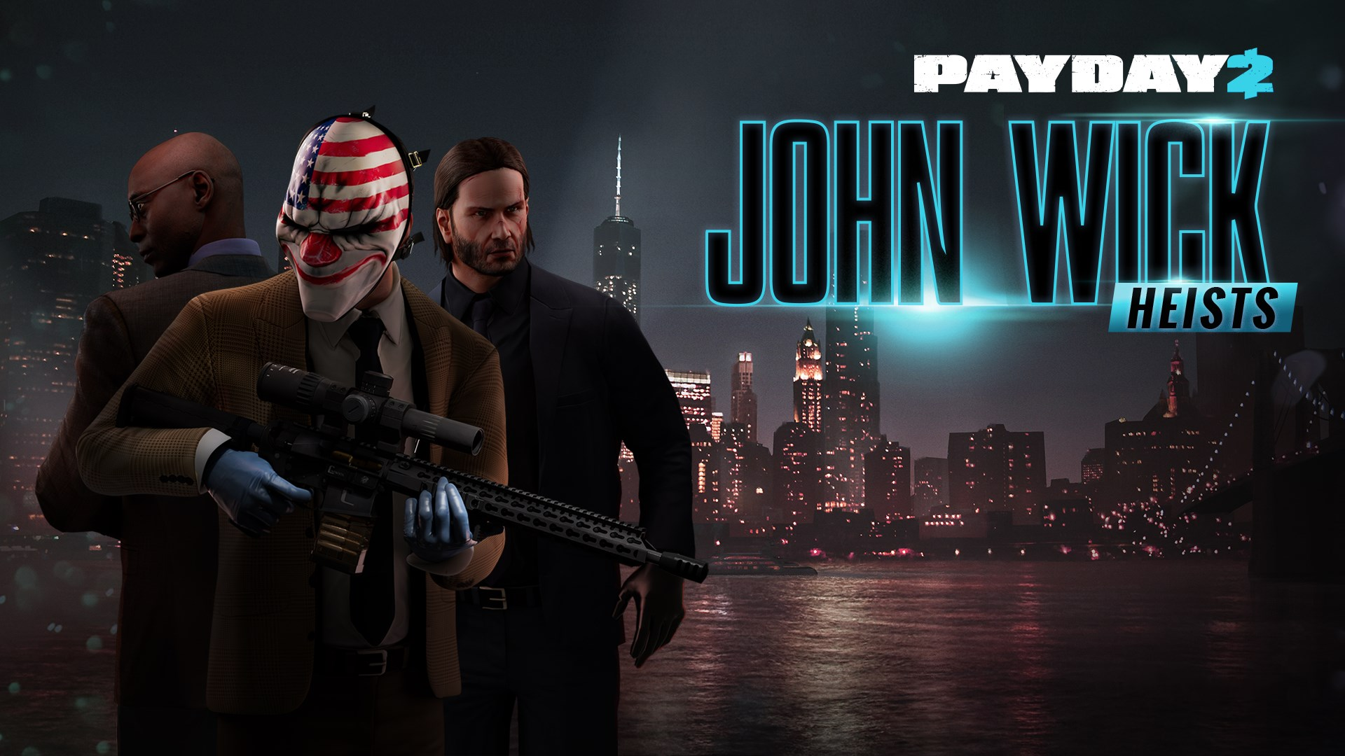 Comprar Payday 2 Crimewave Edition John Wick Heists