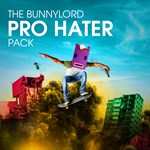 The BunnyLord Pro Hater Pack Logo