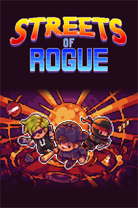 Streets Of Rogue Is Now Available For Digital Pre-order And Pre