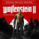 Wolfenstein® II: The New Colossus™ Digital Deluxe Edition Logo