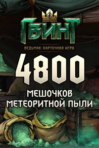 ГВИНТ — 4800 мешочков метеоритной пыли