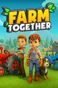 Carátula del juego Farm Together para Xbox One