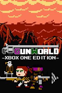 Carátula del juego GunWorld: Xbox One Edition