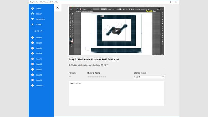 Buy Easy To Use Adobe Illustrator 2017 Guides Microsoft Store