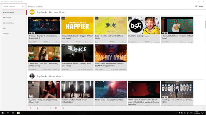 Get Music Player For YouTube: video downloads & mp3