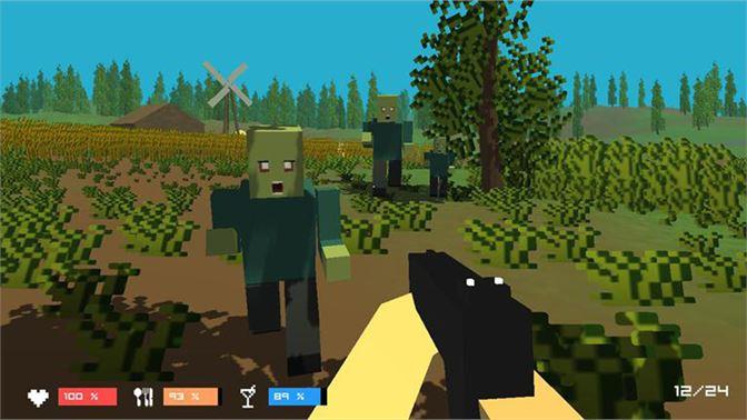 Get Survival Craft 3D - Pixel Gun - Microsoft Store en-GI