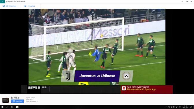 Get TV Player HD: IPTV, movies & sports - Microsoft Store