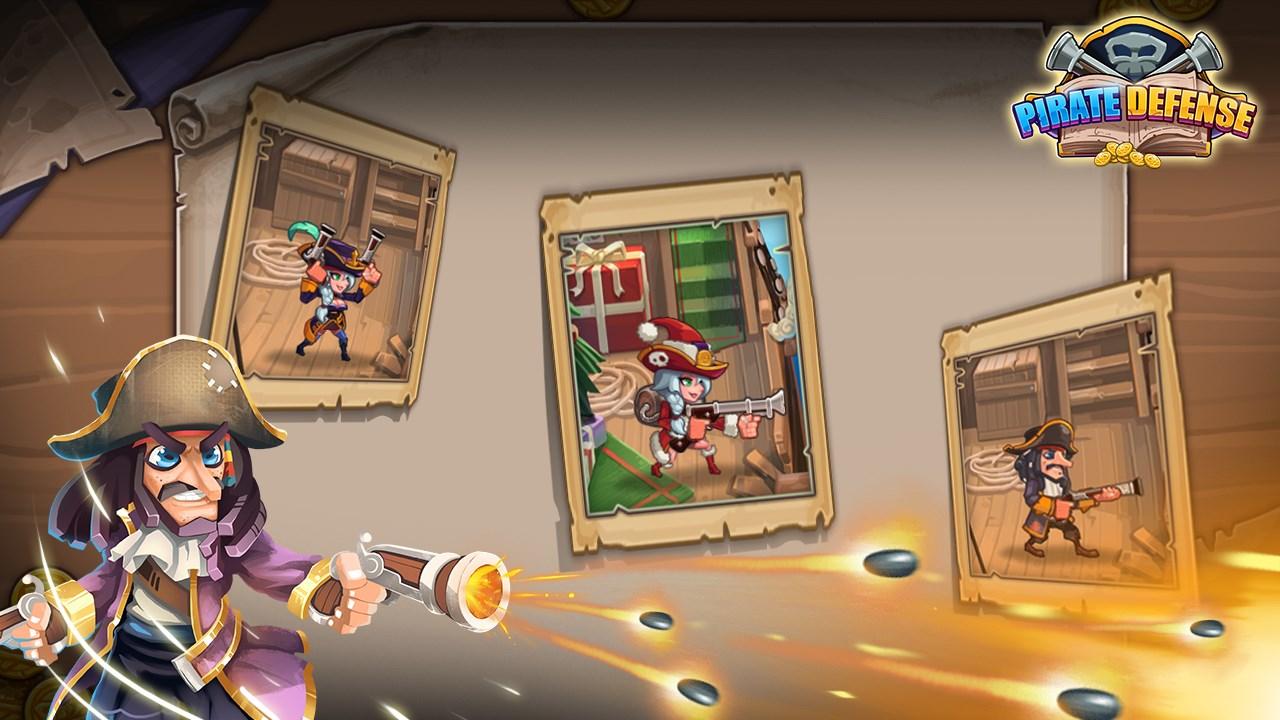 Pirates Defense