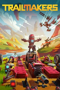 Carátula para el juego Trailmakers de Xbox 360