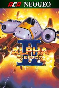 Carátula del juego ACA NEOGEO ALPHA MISSION II