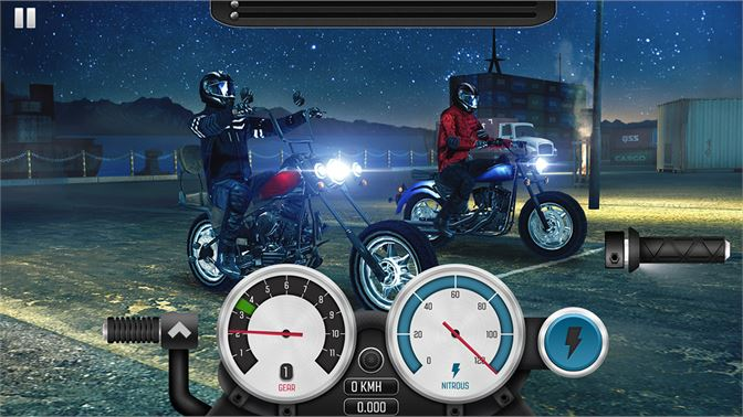 Get Top Bike: Real Racing Speed & Best Moto Drag Racer