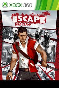 Carátula para el juego Escape Dead Island de Xbox 360
