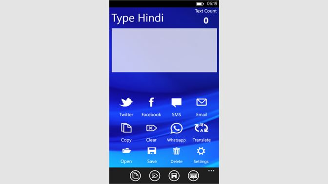 Get Type Hindi - Microsoft Store