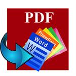PDF Converter Plus: to Office, OCR, Merge and Split Logo
