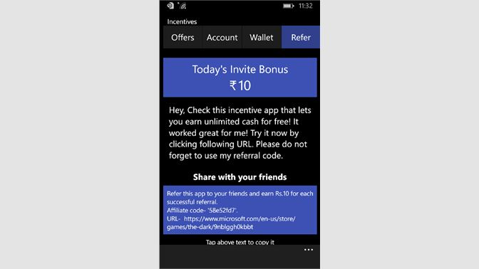 Get Incentive App-Download Apps And Earn Money - Microsoft Store