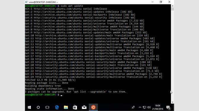 Get Ubuntu - Microsoft Store