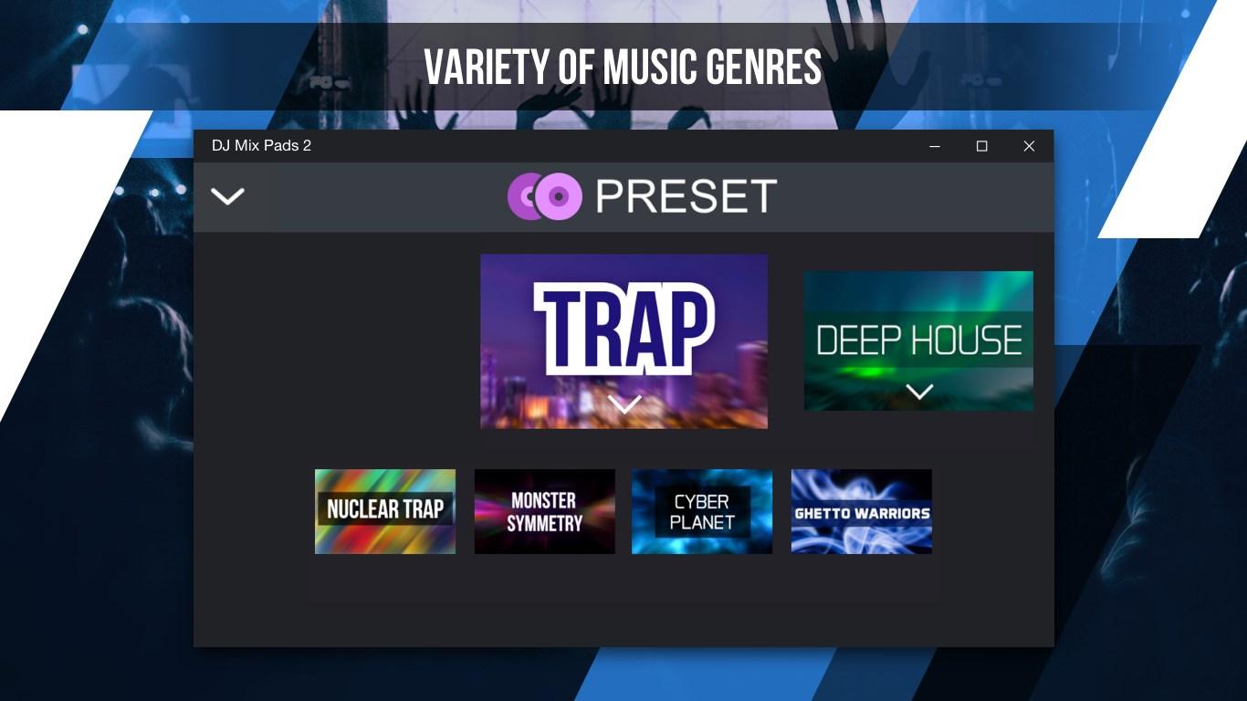 Đang miễn phí ứng dụng mix nhạc DJ Mix Pad 2 - Remix Music trên PC 2