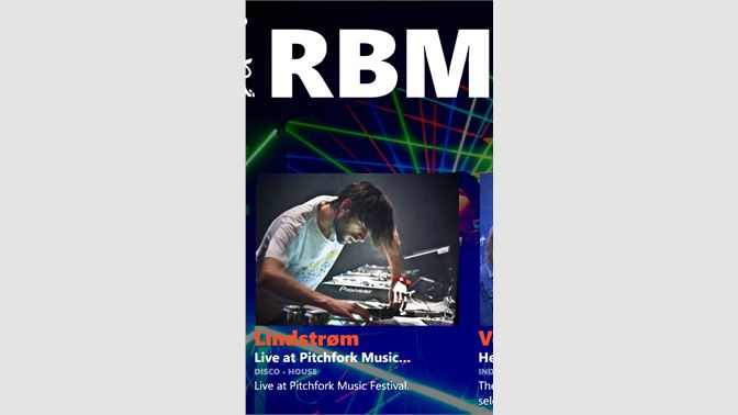 Get RBMA Radio - Microsoft Store
