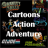 Cartoon Videos : Action and Adventure