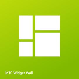 MTC Widget Wall