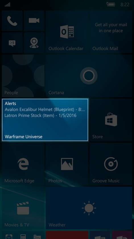 Get warframe universe microsoft store screenshot malvernweather Image collections