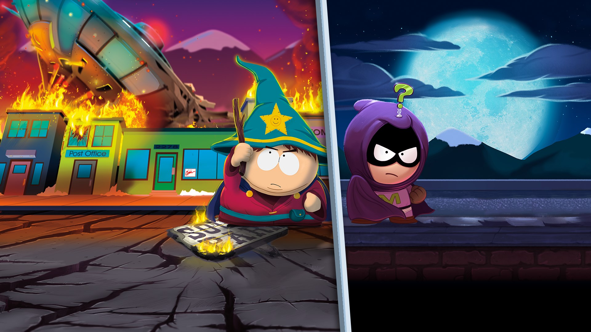 Conjunto: South Park: The Stick of Truth + The Fractured but Whole
