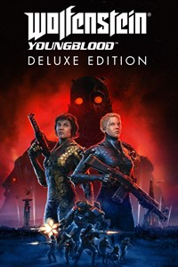 Wolfenstein: Youngblood Deluxe Edition Content