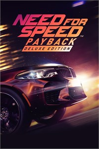 Carátula para el juego Need for Speed Payback - Deluxe Edition de Xbox 360
