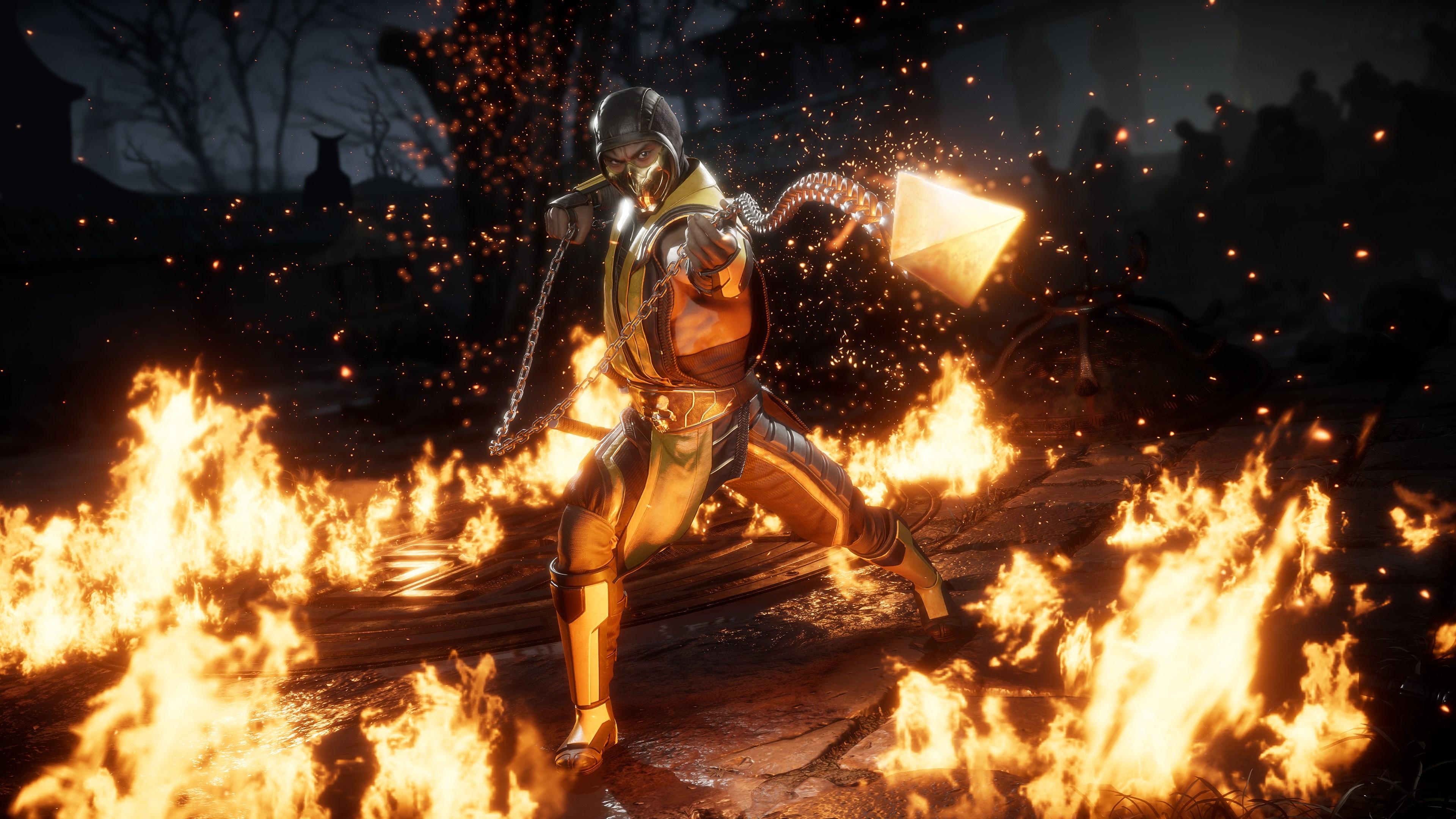 Скриншот №18 к Mortal Kombat 11