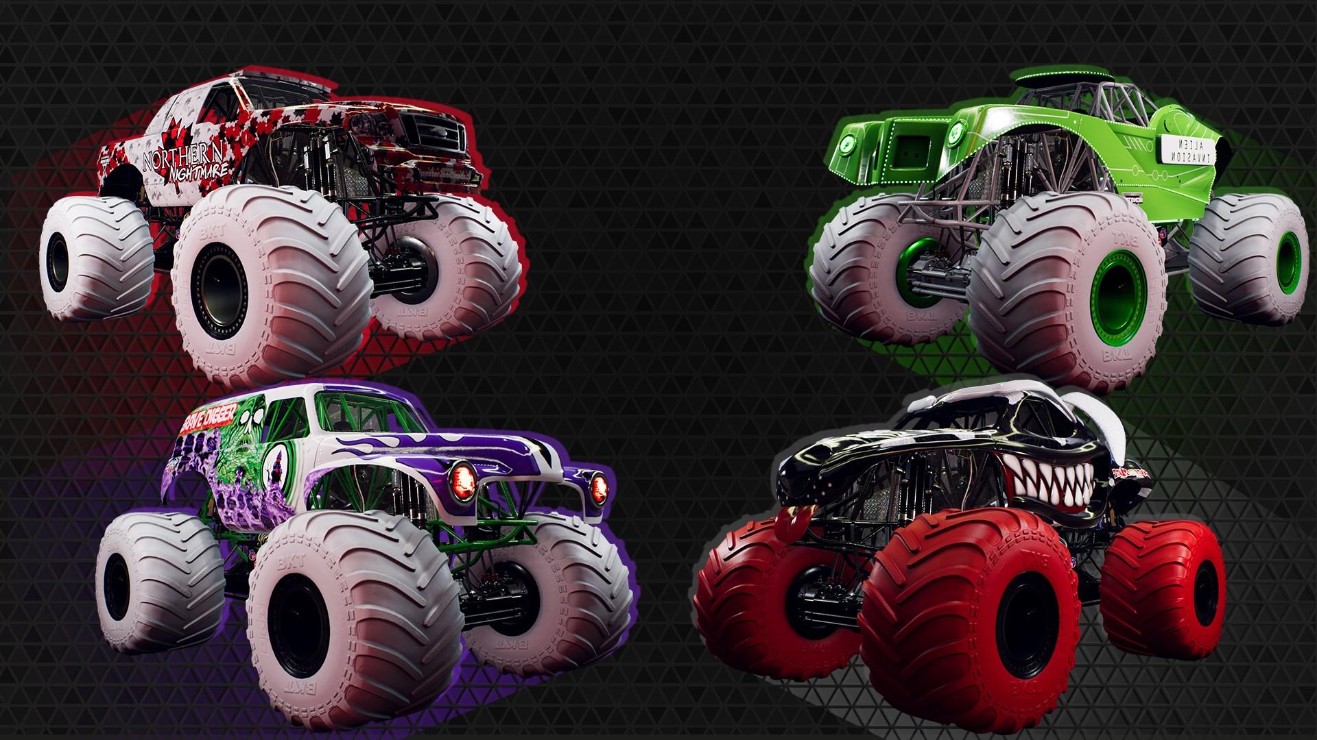 Inverse Truck Pack