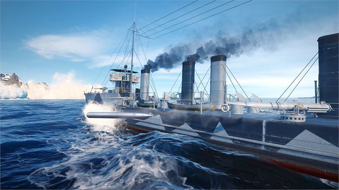 Get World of Warships: Legends — Rising Legend - Microsoft