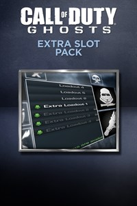 Call of Duty: Ghosts - Extra Slots Pack