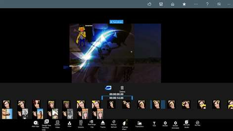 Get video editor slideshow makerfree easy movie maker best screenshot ccuart Images