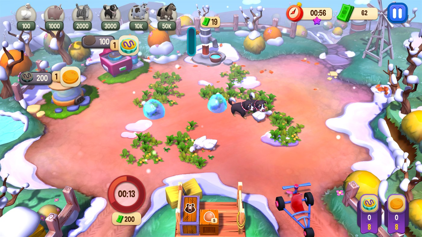 An Image from Farm Frenzy Refreshed