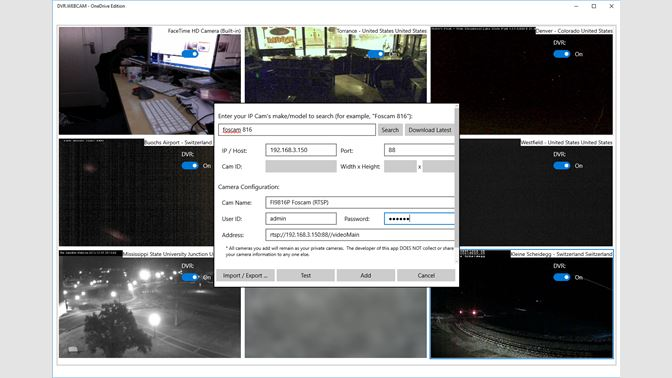 Tp Camera App For Pc