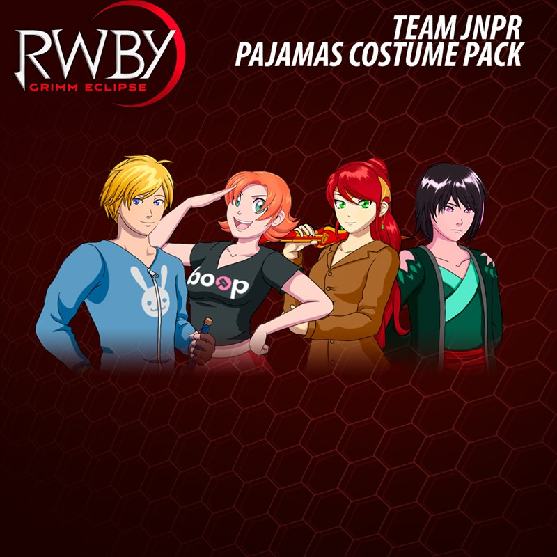 RWBY  Grimm Eclipse - Team JNPR Pajamas Costume Pack Xbox One — buy online  and track price - XB Deals United States 9ab0aea7b