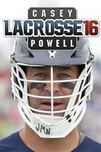 Carátula del juego Casey Powell Lacrosse 16
