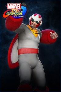Marvel vs. Capcom: Infinite - Frank West Proto Man Costume