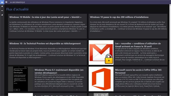 Get Ja Informatique Microsoft Store