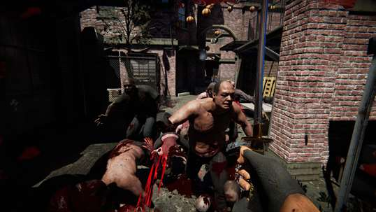 Dead Purge: Outbreak screenshot 5