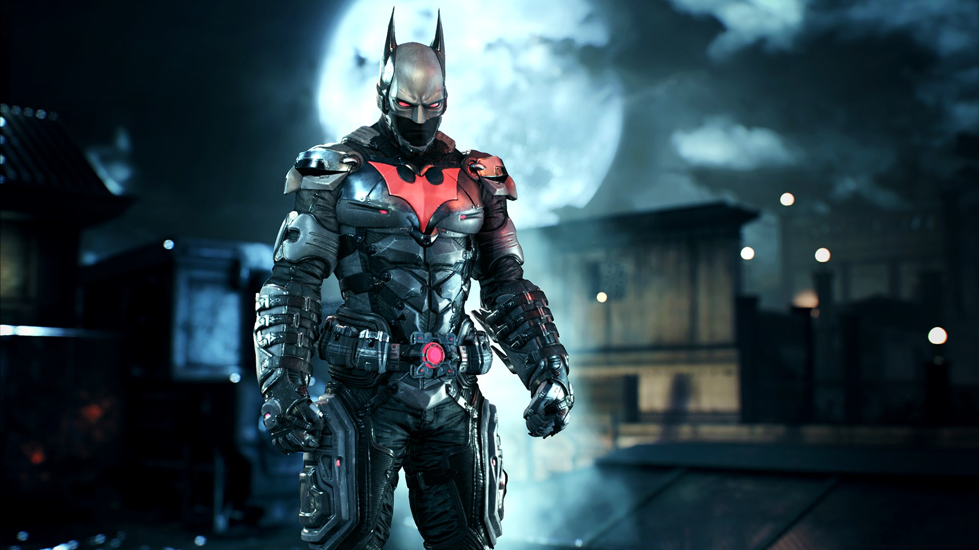 Batman Beyond-Skin